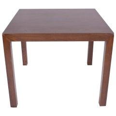 Dunbar Parsons End Table by Edward Wormley