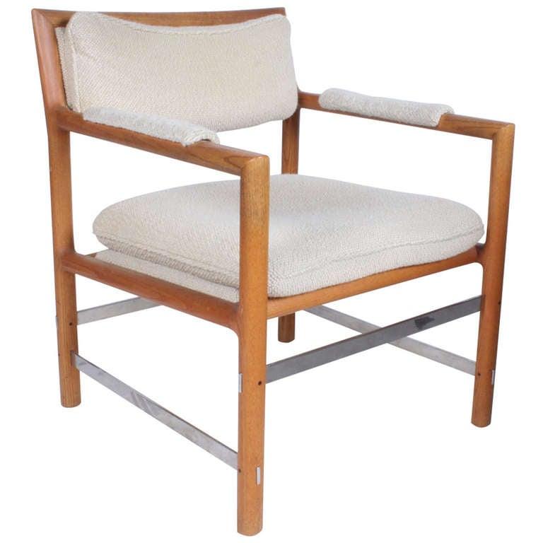 1970s Edward Wormley for Dunbar Armchair For Sale