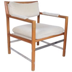 1970s Edward Wormley for Dunbar Armchair