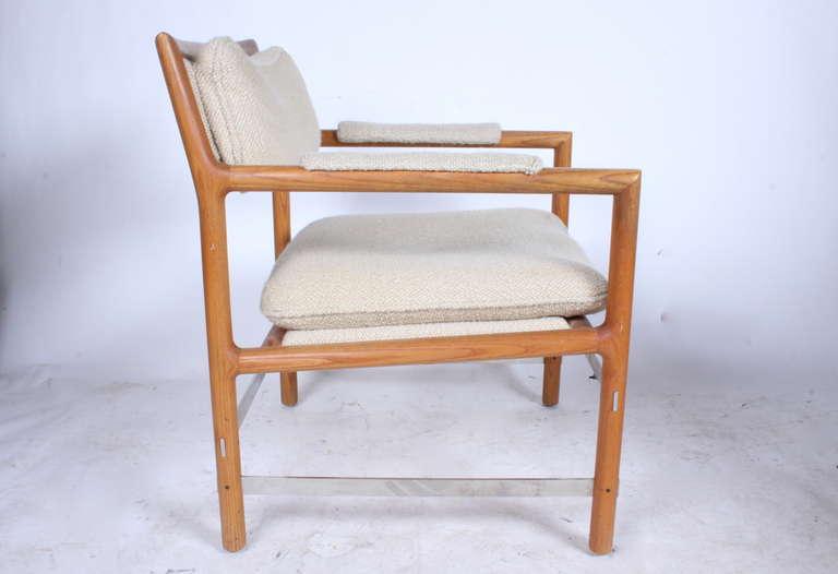 American 1970s Edward Wormley for Dunbar Armchair For Sale