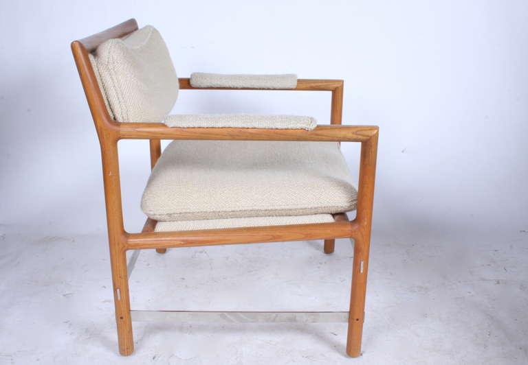 1970s Edward Wormley for Dunbar Armchair For Sale 3