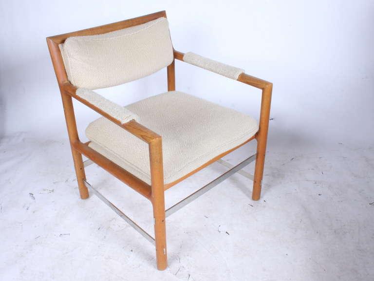 1970s Edward Wormley for Dunbar Armchair For Sale 2