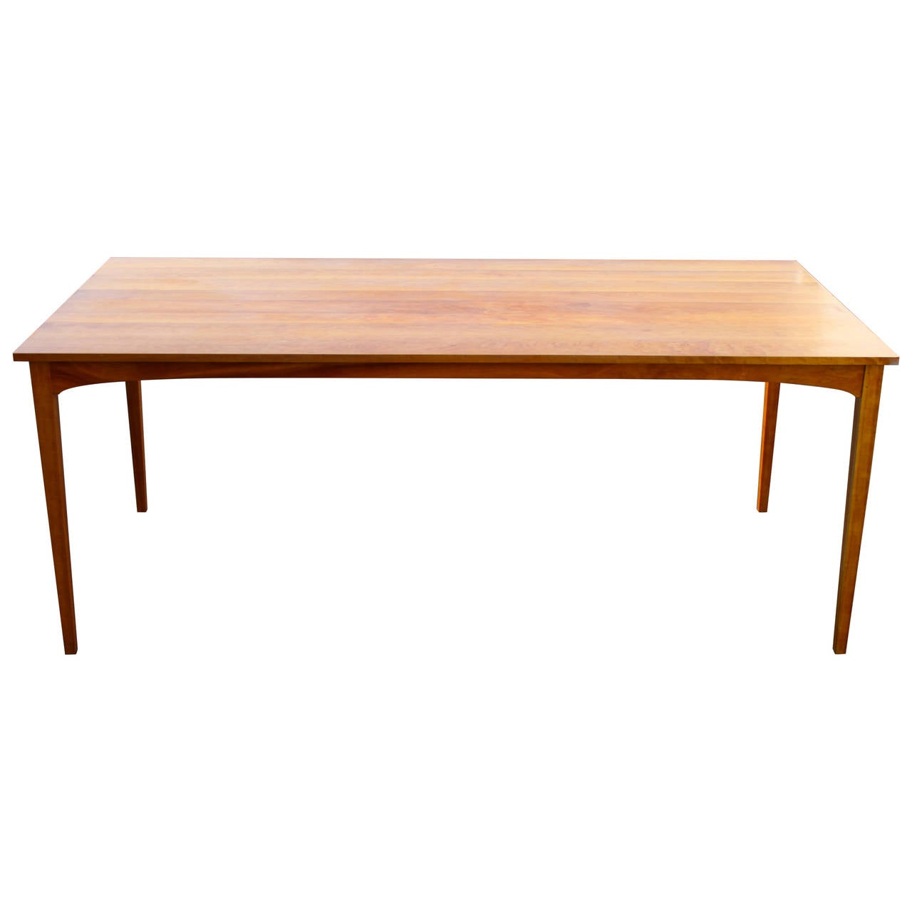 Thomas Moser Dining Or Conference Table Built By Rachel R Levesque At 1stdibs