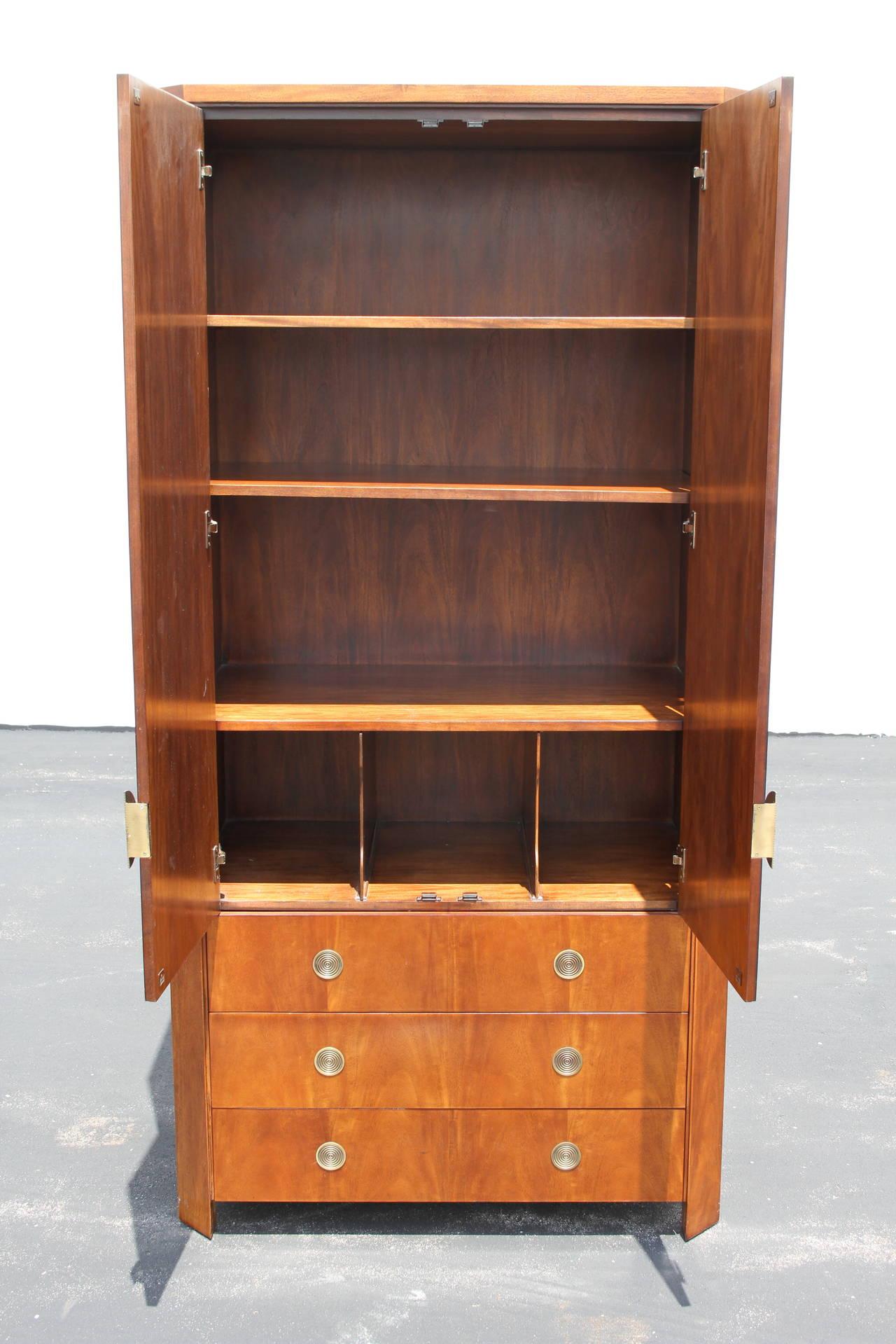 Charles pfister armoire for baker furniture image 4 for Baker furniture