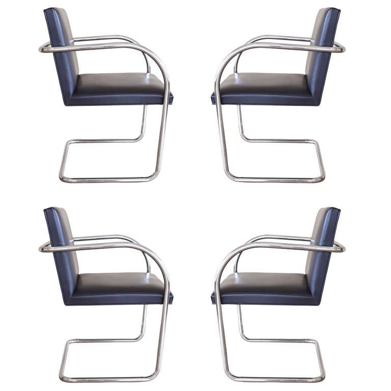 Mies Van Der Rohe Tubular Brno Chair Chairs Amp Seating
