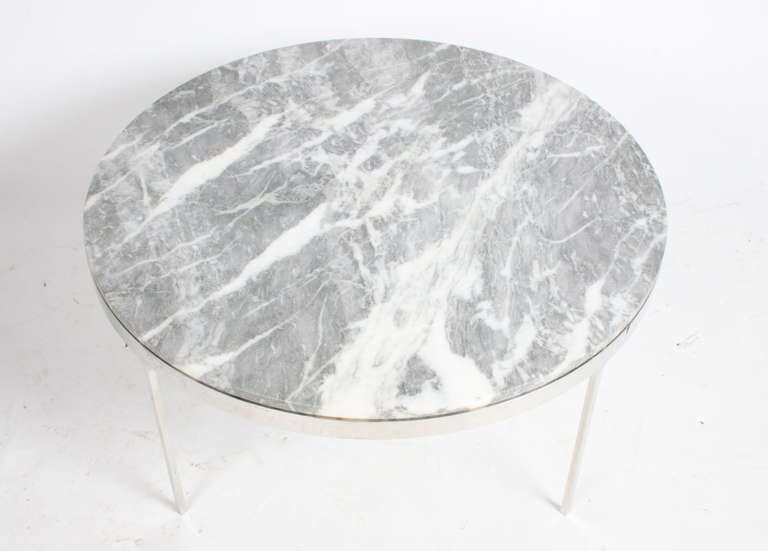 Nicos Zographos Coffee Tables 'One Marble or One Glass Top' 3