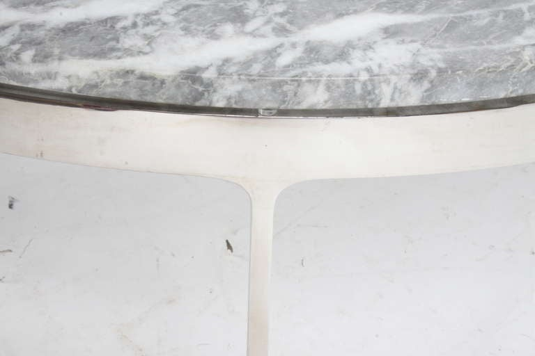 Nicos Zographos Coffee Tables 'One Marble or One Glass Top' 5