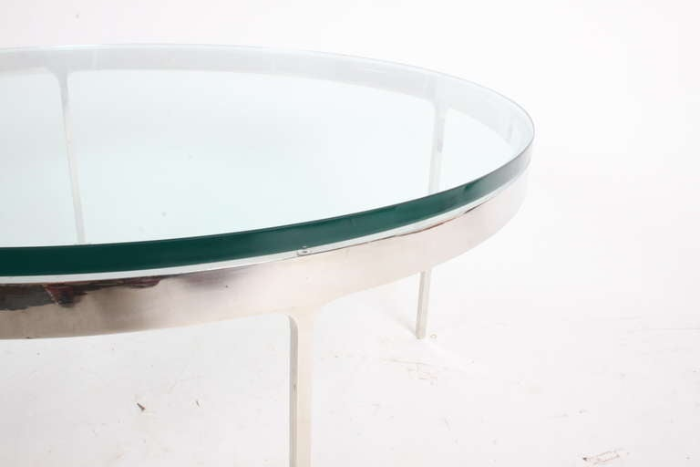 Nicos Zographos Coffee Tables 'One Marble or One Glass Top' 10