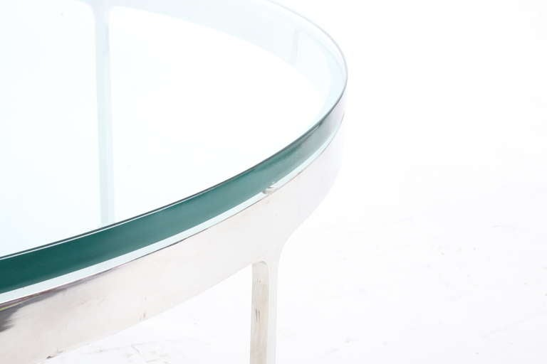 Nicos Zographos Coffee Tables 'One Marble or One Glass Top' 8