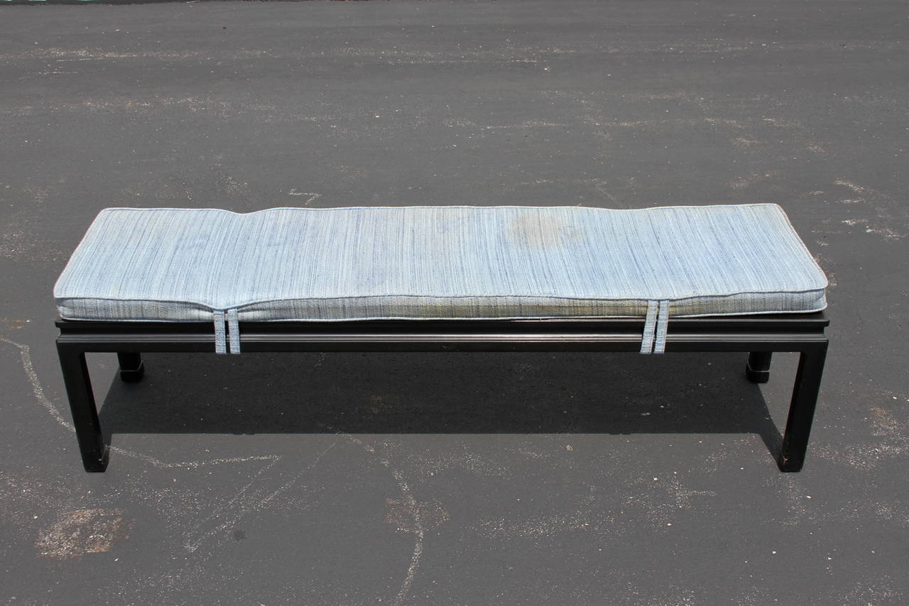 Edward Wormley Bench for Dunbar For Sale at 1stdibs