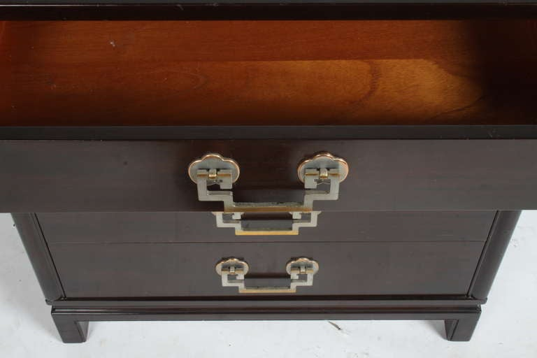 Mid-20th Century Pair of 1940s Chests For Sale