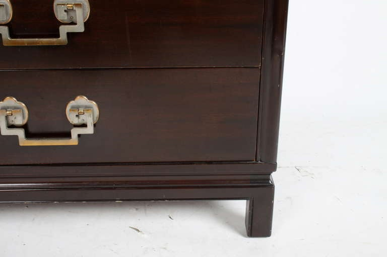Pair of 1940s Chests For Sale 2