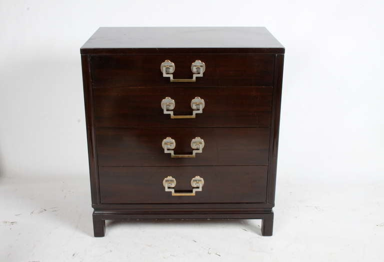 Pair of 1940s Chests For Sale 1