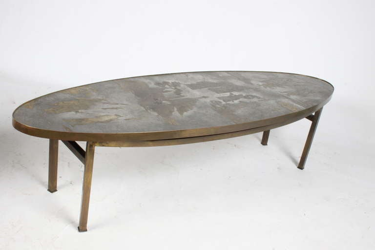 Philip And Kelvin Laverne Ming Coffee Table At 1stdibs