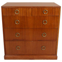 Early Edward Wormley for Dunbar Chest of Drawers