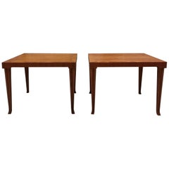 Pair of Tables by T. H. Robsjohn-Gibbings for Baker, circa 1961