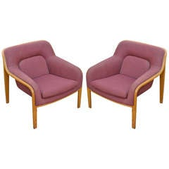 Pair of Bill Stephens for Knoll