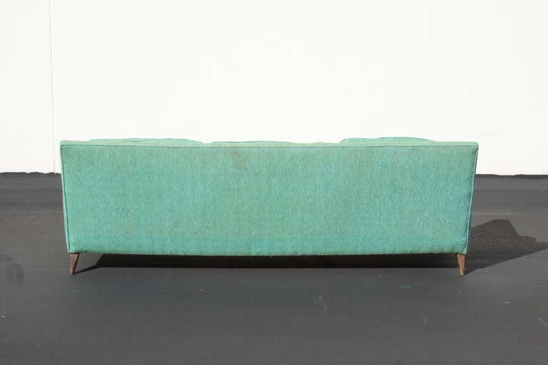 Mid-Century Modern Paul McCobb Planner Group Sofa For Sale