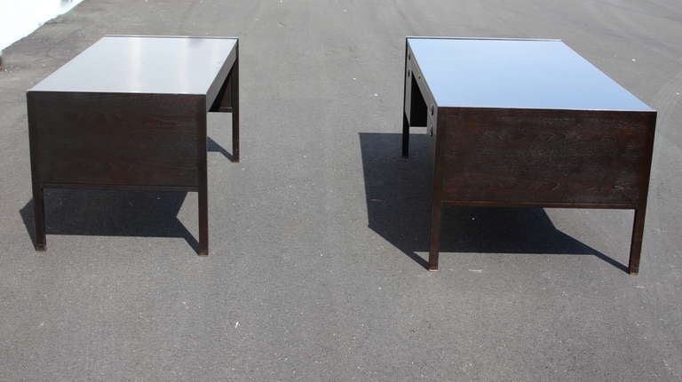 Edward Wormley for Dunbar Desk and Return 7