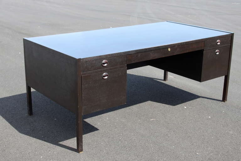 Edward Wormley for Dunbar Desk and Return 6