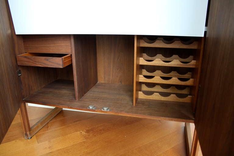 Jens Risom Bar Cabinet For Sale 4