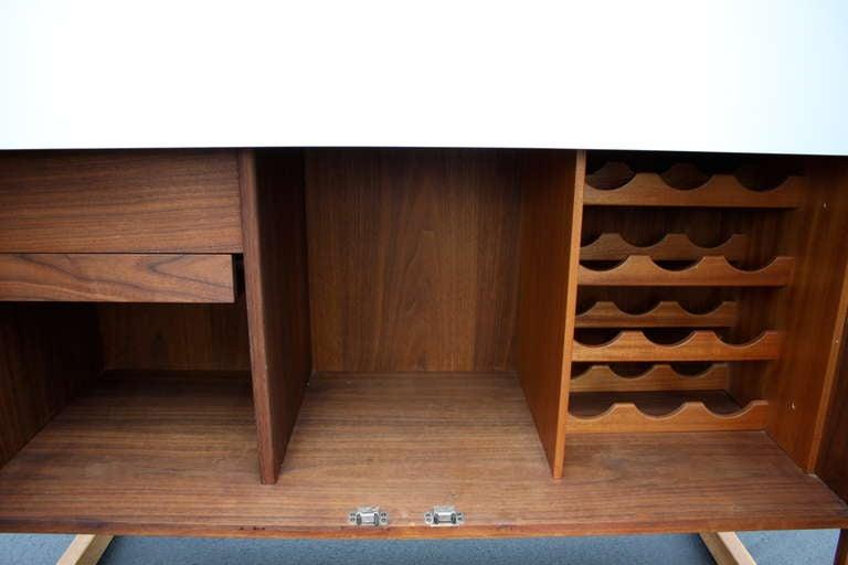 Jens Risom Bar Cabinet For Sale 1