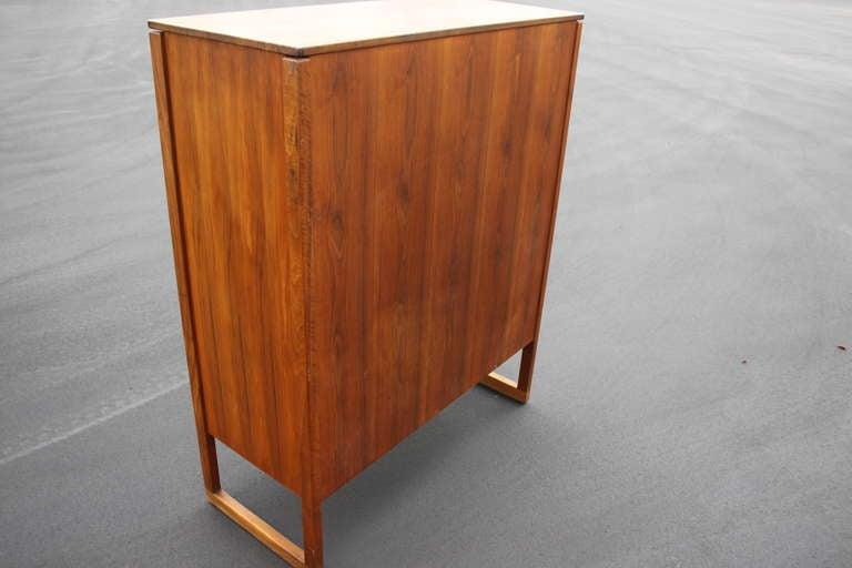 Jens Risom Bar Cabinet For Sale 3