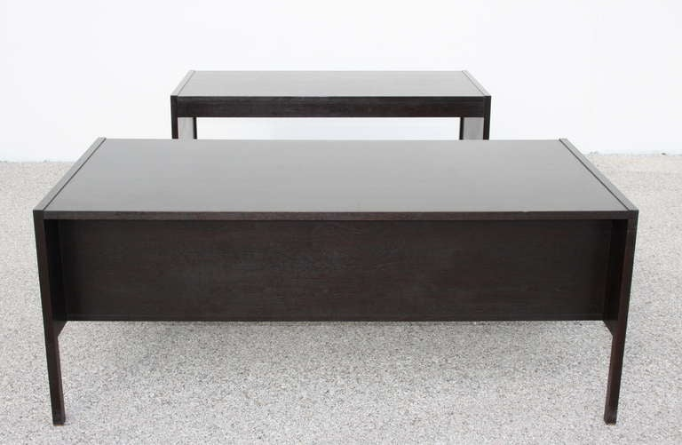 Edward Wormley for Dunbar Desk and Return 2