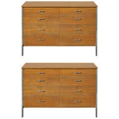 Pair of Paul McCobb Chests