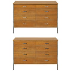 Pair of Paul McCobb for Calvin Chests or Dressers
