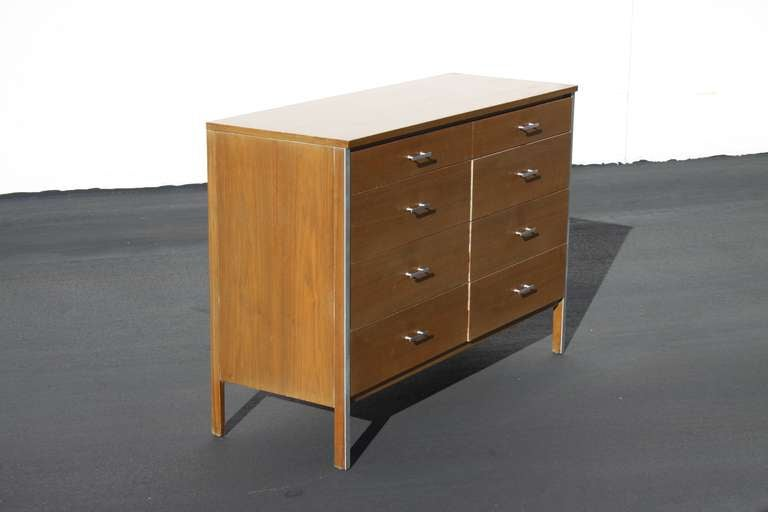 Mid-Century Modern Pair of Paul McCobb for Calvin Chests or Dressers