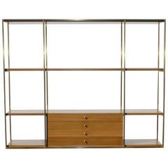 Paul McCobb for Calvin Brass Storage Top Display