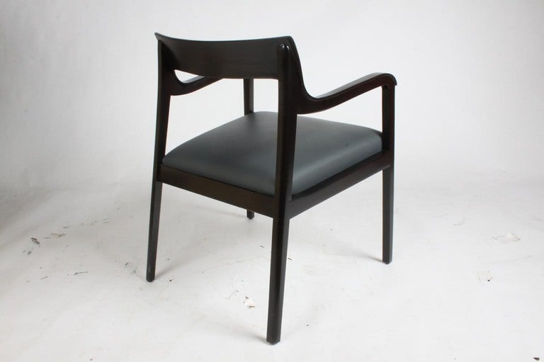 Mid-20th Century Riemerschmid Chairs in the Style of Edward Wormley for Dunbar For Sale