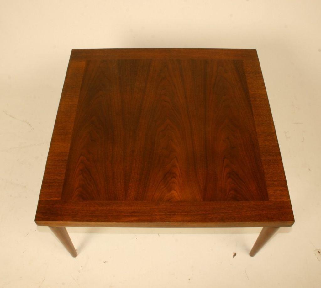American T. H. Robsjohn Gibbings for Widdicomb Table For Sale