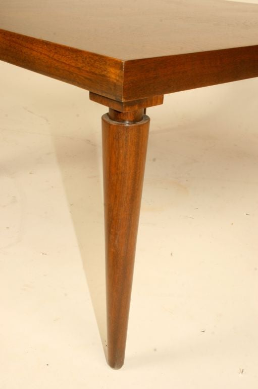 T. H. Robsjohn Gibbings for Widdicomb Table In Excellent Condition For Sale In St. Louis, MO