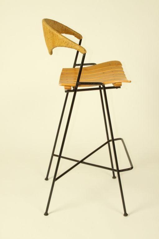 Arthur Umanoff  bar stools (3total available) 2