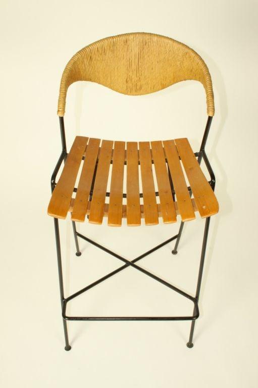 Arthur Umanoff  bar stools (3total available) 6