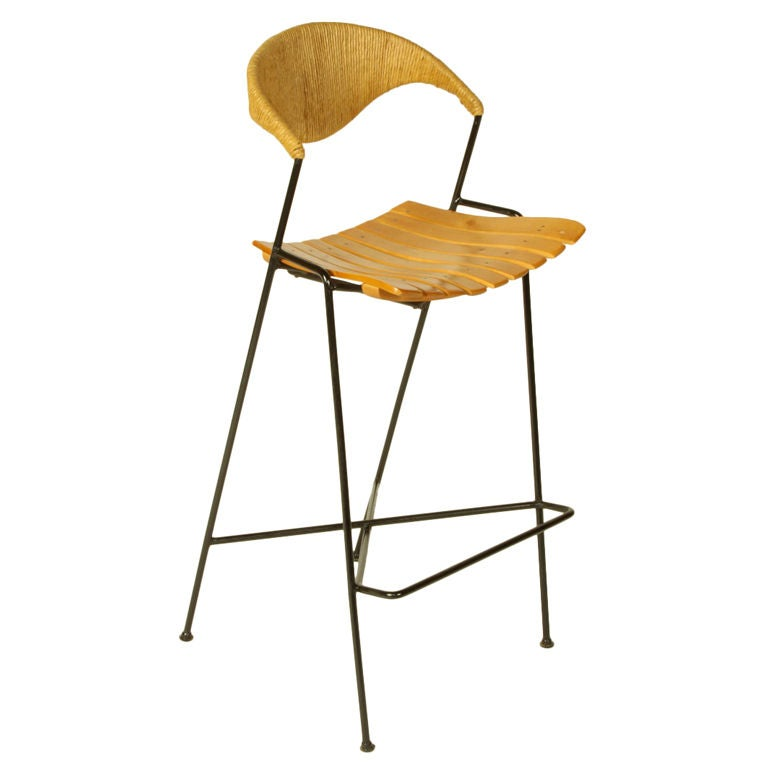 Arthur Umanoff  bar stools (3total available) 1