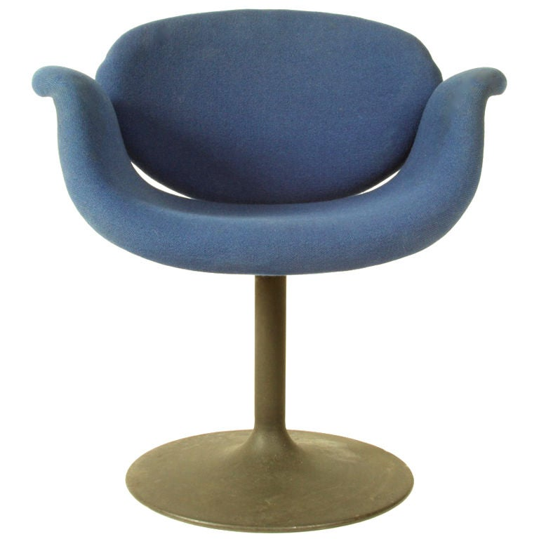 Pair of pierre paulin little tulip chairs for artifort for sale at 1stdibs - Tulip chairs for sale ...