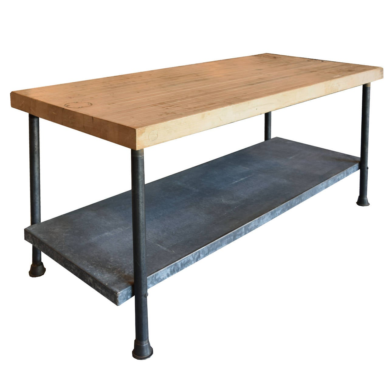 Industrial Work Table At 1stdibs. Office Desk Light. Windows Table. Computer Desk Hideaway. 6 Foot Folding Table. Small Patio Table. Unfinished Wood Desk. How To Install Cabinet Drawers. White L Shaped Desk