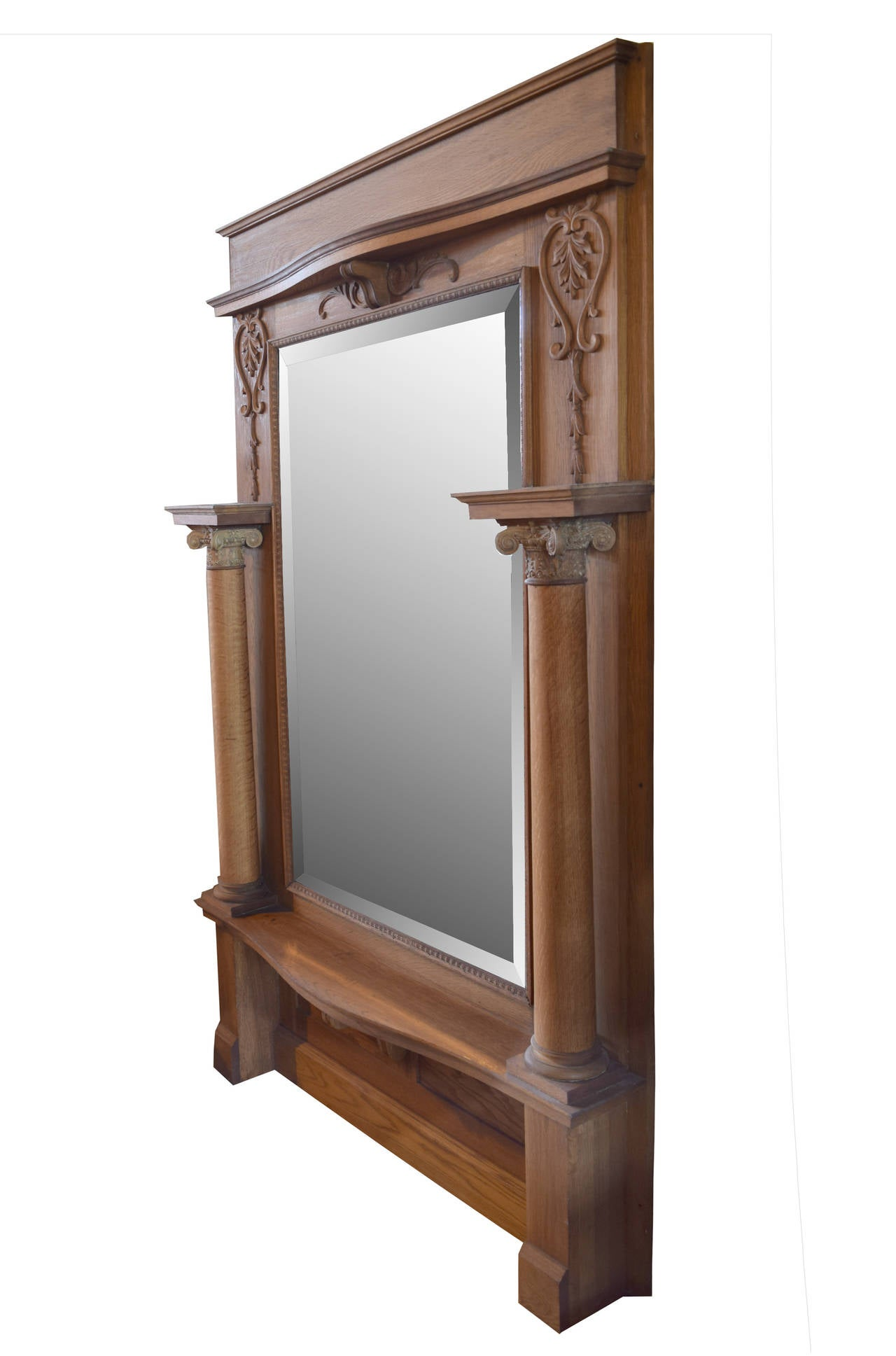 American Pier Mirror at 1stdibs