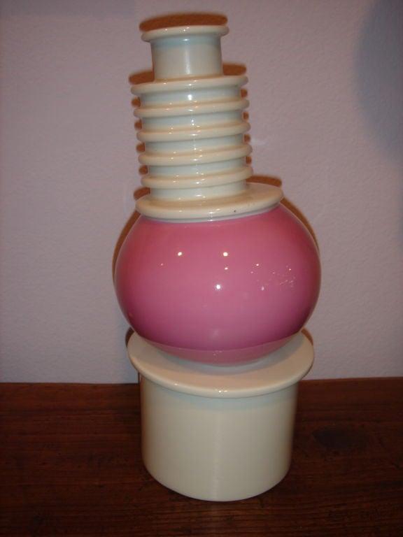 Memphis Porcelain Nilo Vase by Ettore Sottsass image 3