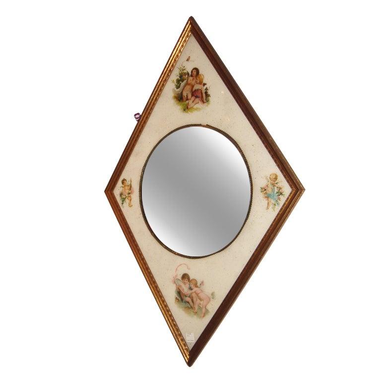 French Secret Society Mirror