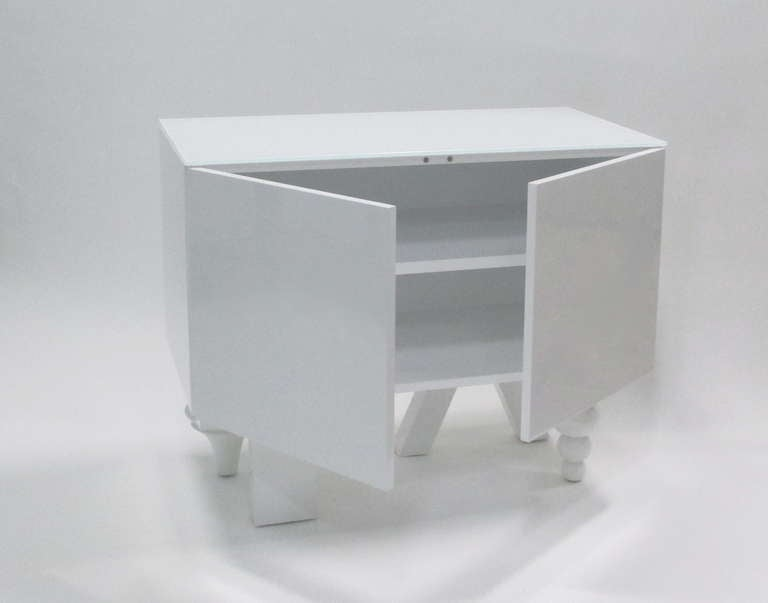 Spanish MULTI-LEG CABINET  by JAIME HAYON For Sale