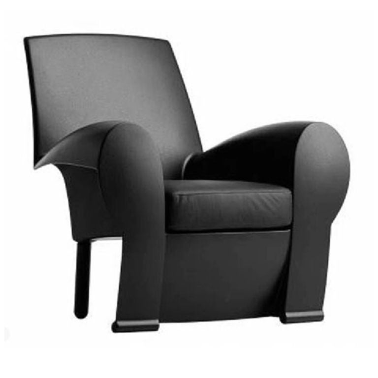 a pair of richard iii chairs by philippe starck at 1stdibs. Black Bedroom Furniture Sets. Home Design Ideas