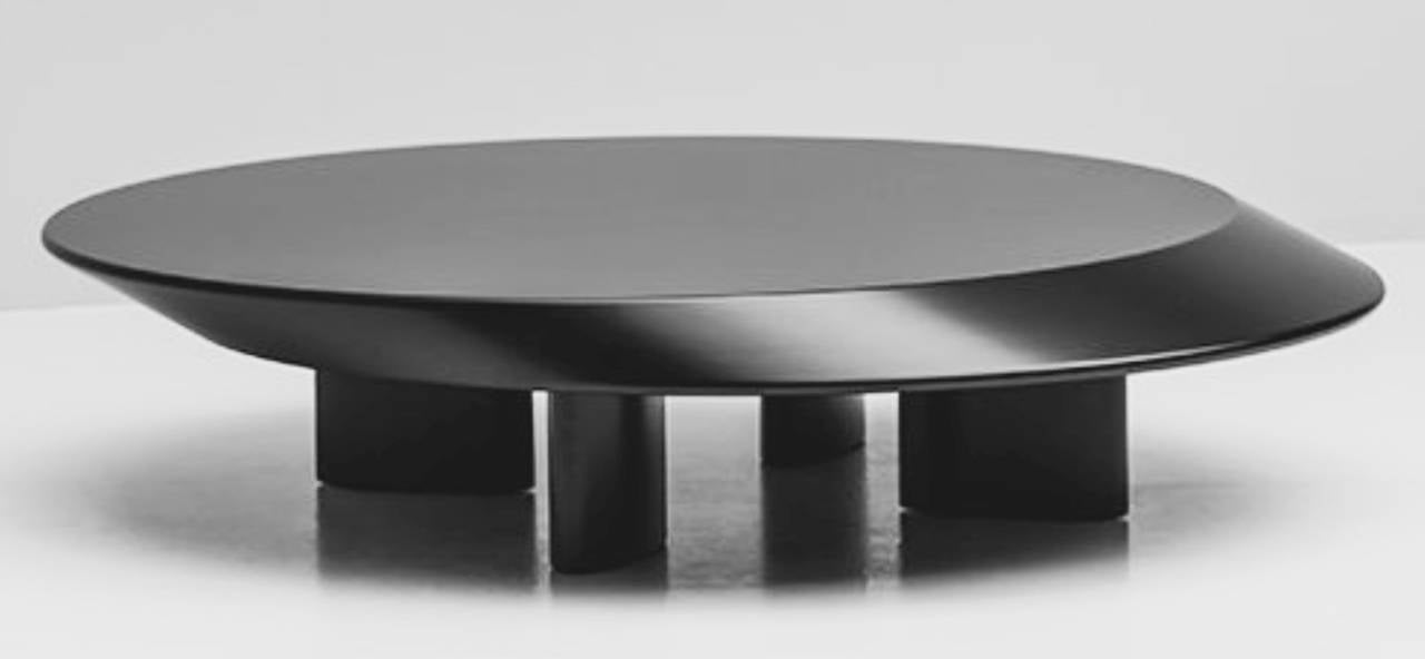 sculptural coffee table by charlotte perriand at 1stdibs. Black Bedroom Furniture Sets. Home Design Ideas