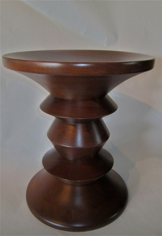 Vintage Time Life Stool By Charles Eames At 1stdibs