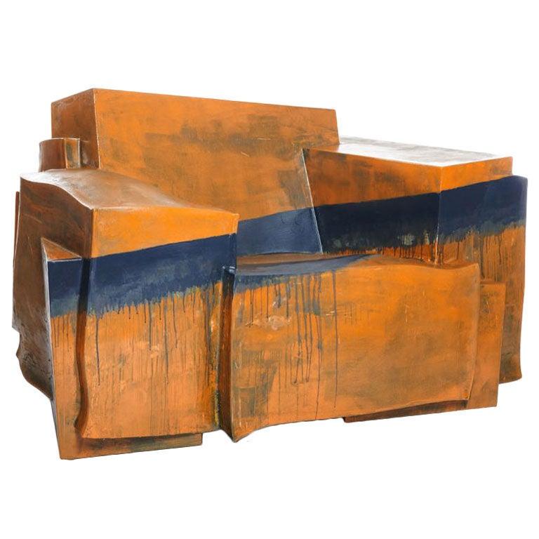 Hans Hoffman Painted Furniture