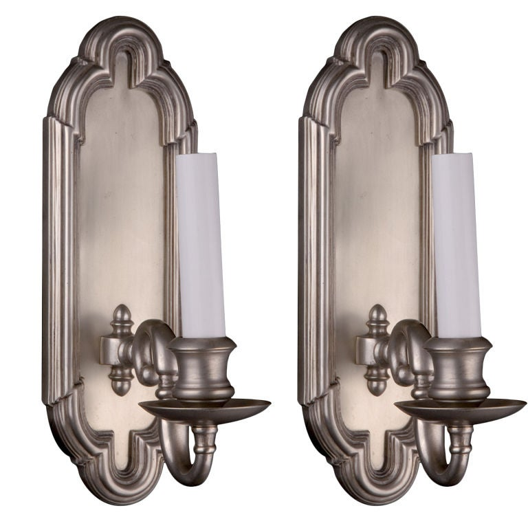 Antique Georgian Wall Sconces : Georgian style sconces at 1stdibs