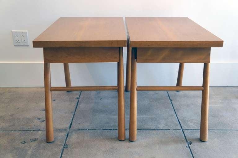 Taper Leg Tables by T.H. Robsjohn-Gibbings for Widdicomb 3